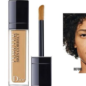 Dior Forever Skin Correct concealer 4WO warm olive